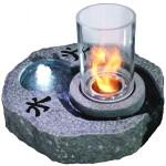 Feuer Wasserstein Vesuv