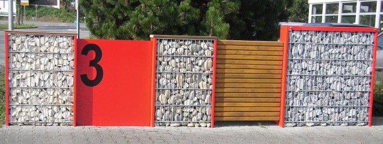 Gartenzaun Blickdicht Metall  Möbelideen