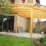 Terrassen-Glasdach Referenz