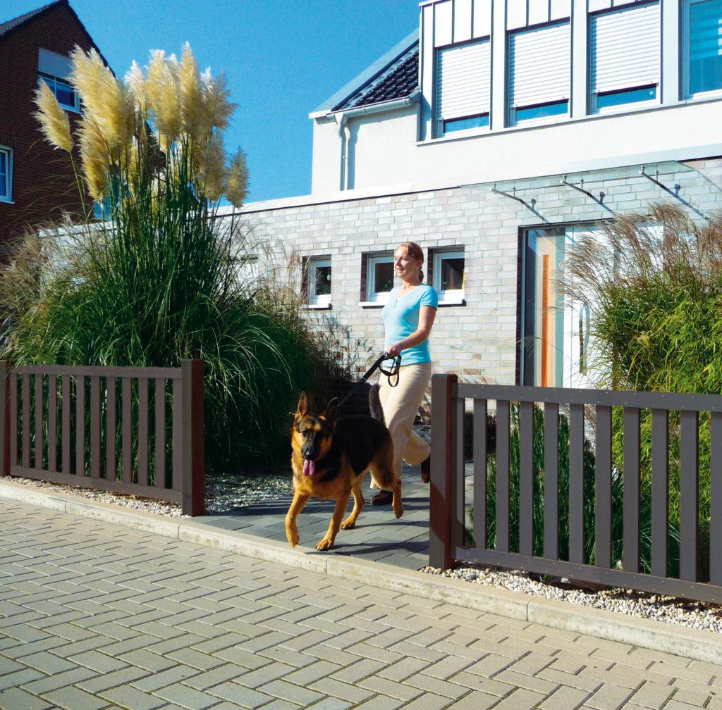 Zäune & Sichtschutz – SAUERLAND