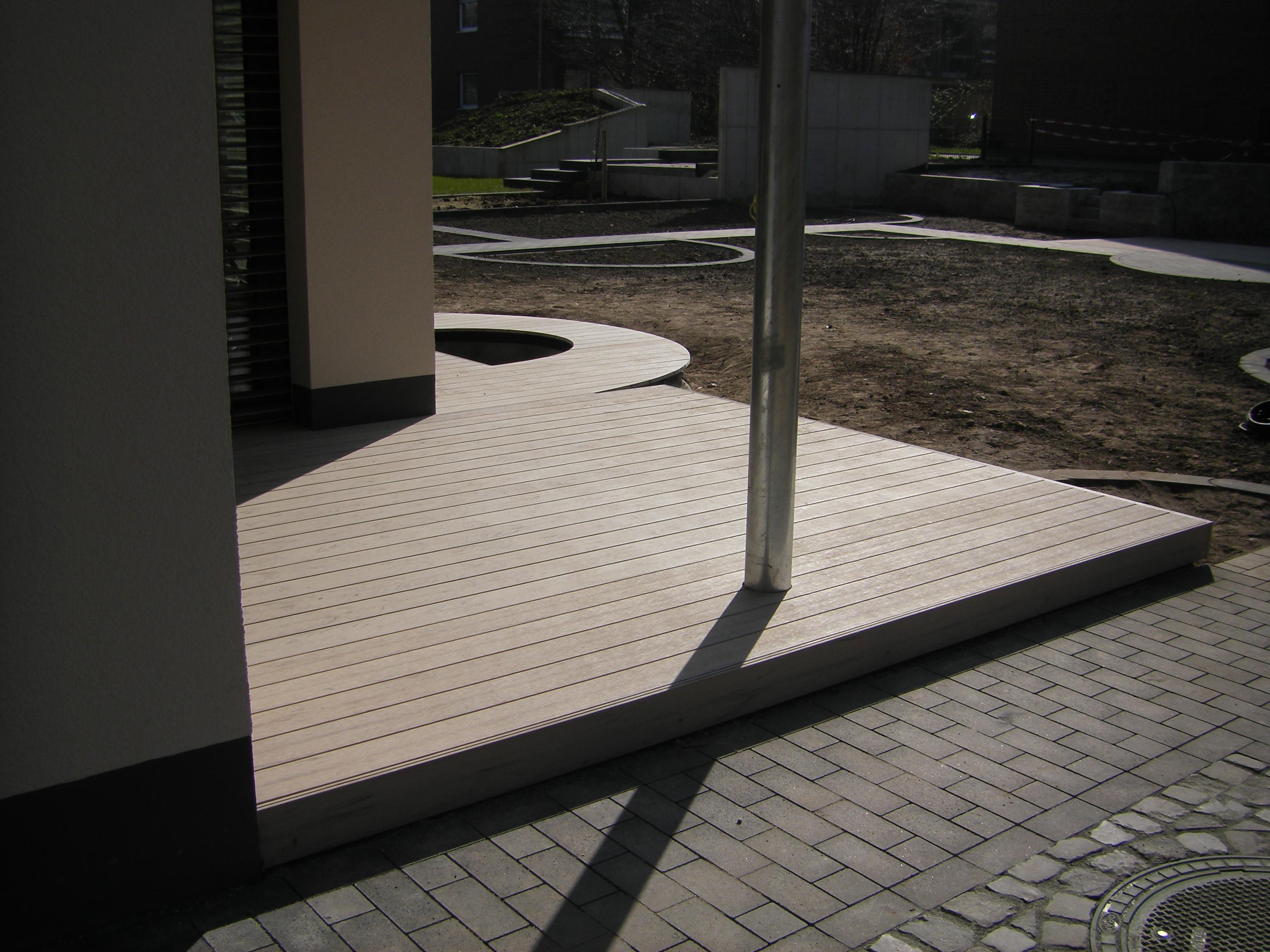Referenzen Terrasse Balkon Sauerland