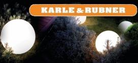 Gartenbeleuchtung von Karle & Rubner