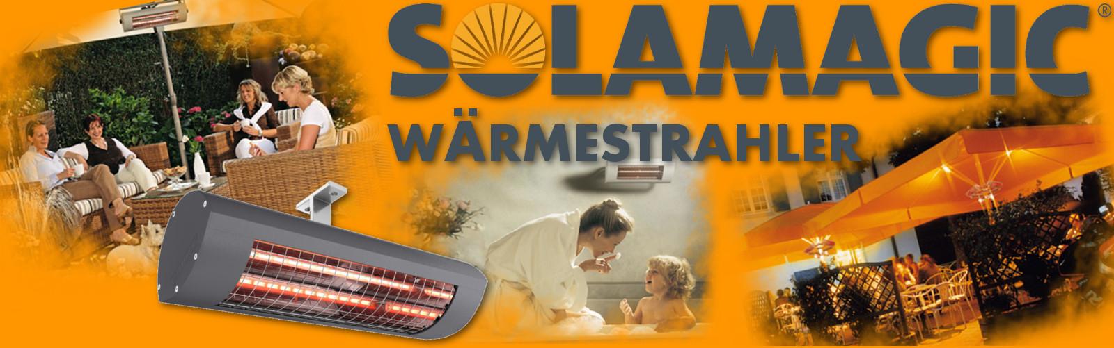 Wärmestrahler von Solamagic – Warm bleiben auch ohne Sonne