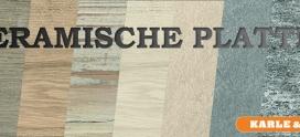 Neue Wege – Keramische Terrassenplatten von Karle und Rubner