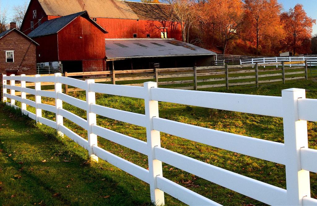 Berühmt Den Zaun streichen und winterfest machen - Zaunfarbe und Zaunlasur &SS_23