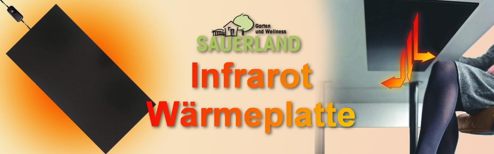 Infrarot-Wärmeplatte – schnell, einfach und unkompliziert