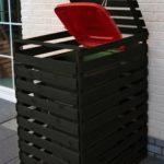 PX-425/03 Mülltonnenbox Vario für 1 Tonne von Promadino