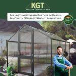 KGT Produktkatalog Qualitäts-Gewächshäuser 2019