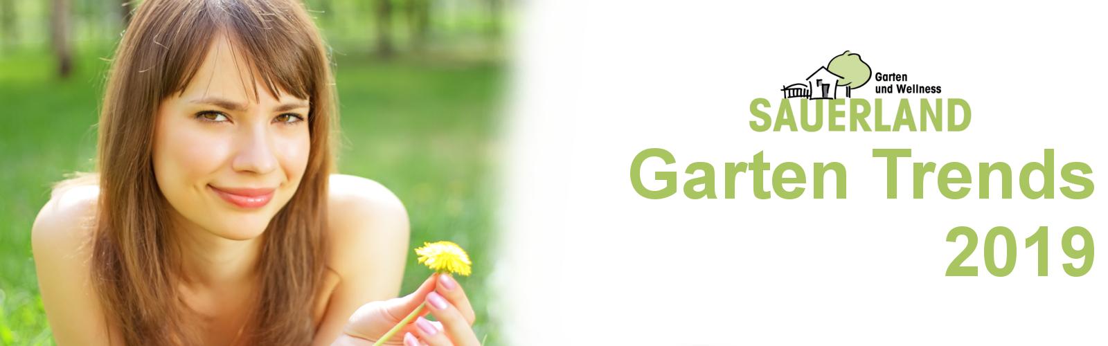 Garten-Trends 2019