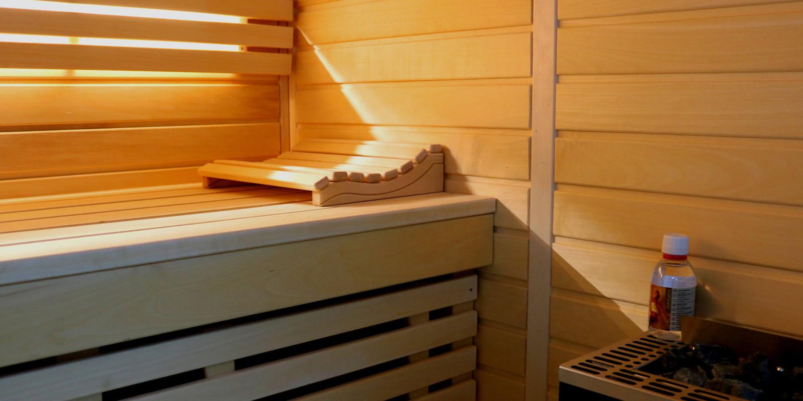 Slider Sauna
