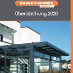 Katalog terracon ÜBERDACHUNG 2020